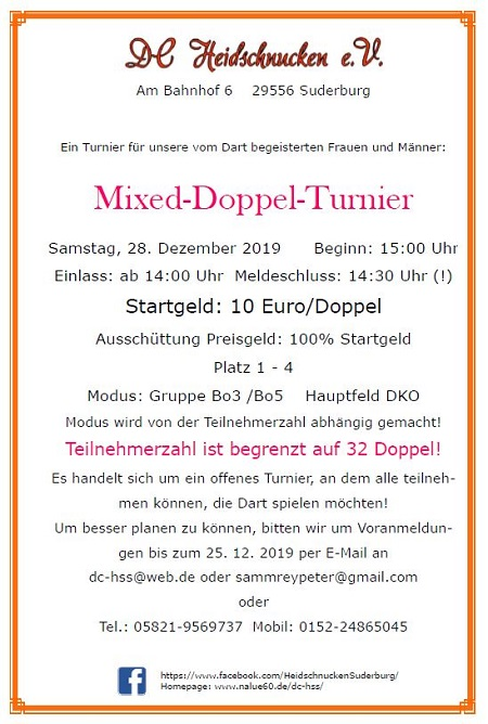Mixed-Doppel-Turnier