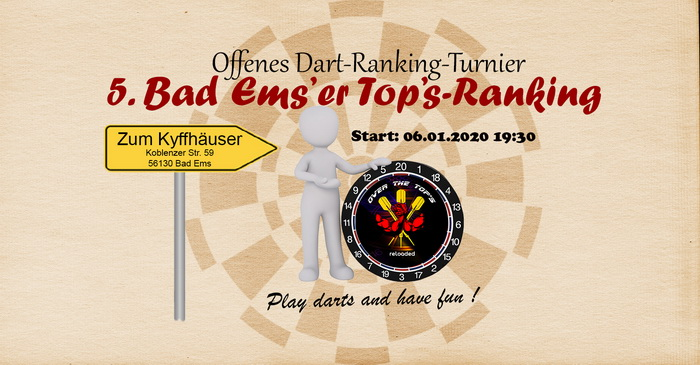 Top\'s Ranking - Bad Ems