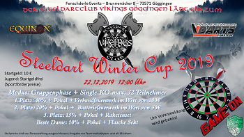 Steeldart Winter Cup 2019